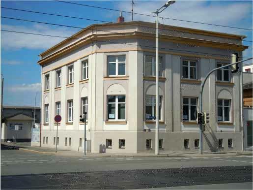 Bild vom Sitz des Pojektes in der Erfurtstraße 10.