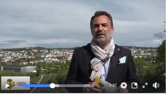 Link zum Video des Oberbürgermeisters Julian Vonarb vom 01.05.2020.