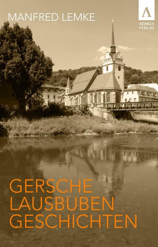 """Foto vom Titel des Buches """"Gersche Lausbubengeschichten"""""""